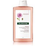 KLORANE Peony Soothing and Anti-Irritating Shampoo 400 ml - Sampon