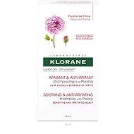 KLORANE Peony Soothing and Anti-Irritating Shampoo 200 ml - Sampon