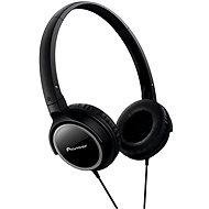 Pioneer SE-MJ512-K fekete - Fej-/Fülhallgató
