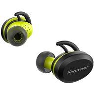 Pioneer SE-E8TW-Y sárga színű - Vezeték nélküli fül-/fejhallgató