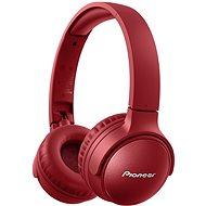 Pioneer SE-S6BN-R piros - Vezeték nélküli fül-/fejhallgató