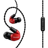 Pioneer SE-CH5T-R piros - Fej-/fülhallgató