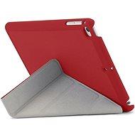 Pipetto Origami tok Apple iPad Mini 5 (2019) készülékhez, piros - Tablet tok