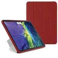 """Pipetto Origami Case Apple iPad Pro 11"""" (2020) készülékre - piros - Tablet tok"""