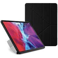 """Pipetto Origami Case Apple iPad Pro 12,9"""" (2020) készülékre - fekete - Tablet tok"""