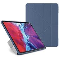 """Pipetto Origami Case Apple iPad Pro 12.9""""(2020) készülékre - kék - Tablet tok"""
