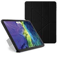 """Pipetto Origami Case Apple iPad Air 10.9"""" (2020) készülékre - fekete - Tablet tok"""