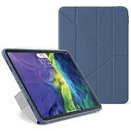 """Pipetto Origami Case Apple iPad Air 10.9"""" (2020) készülékre - kék - Tablet tok"""