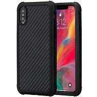 Pitaka MagCase Pro iPhone XS/X fekete-szürke - Mobiltartó