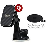 Pitaka MagMount Qi Wireless Dashboard Mount - Telefontartó