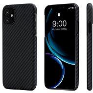 Pitaka Aramid Case iPhone 11, fekete/szürke - Mobiltelefon hátlap
