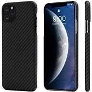 Pitaka Aramid Case iPhone 11 Pro, fekete/szürke - Mobiltelefon hátlap