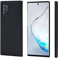 Pitaka Aramid Case Black/Grey Samsung Galaxy Note10+ - Mobiltelefon hátlap