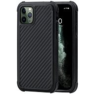 Pitaka MagEZ Pro case Black iPhone 11 Pro - Mobiltelefon hátlap