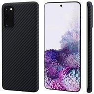 Pitaka MagEZ tok fekete / szürke Samsung Galaxy S20 - Mobiltelefon hátlap