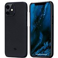 Pitaka Air Case Black/Grey iPhone 12 mini - Mobiltelefon hátlap