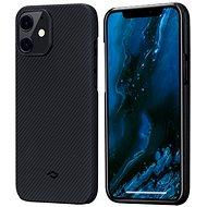 Pitaka Air Case Black/Grey iPhone 12 - Mobiltelefon hátlap