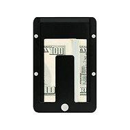 Wallet Ezüst MagWallet Silver Clip Black - Tartozék