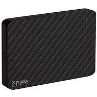 Pitaka MagWallet Carbon hardveres pénztárca - Hardveres pénztárca