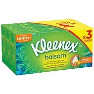 KLEENEX Balsam Triple Box (3 x 72 db) - Papírzsebkendő
