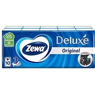 ZEWA Deluxe Standard (10x10 db) - Papírzsebkendő