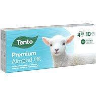 TENTO Premium Almond 10× 10 db - Papírzsebkendő