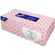 LINTEO Box (200 db) - Papírzsebkendő