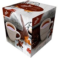 LINTEO Őszi doboz 2 rétegű, 80 db - Papírzsebkendő