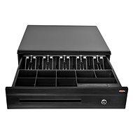Virtuos C425C, fekete, 24 V-os kábellel - Kasszafiók