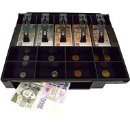 Virtuos műanyag pénz rendező - Tartozék