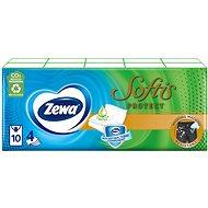 ZEWA Softis Protect (10x9db) - Papírzsebkendő