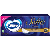 ZEWA Softis Standard (10x9 db) - Papírzsebkendő