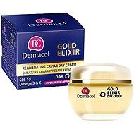 DERMACOL Gold Elixir Caviar Day Cream 50 ml - Arckrém