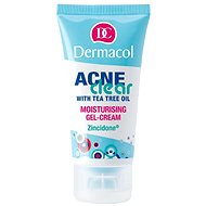 DERMACOL ACNEclear Moisturising Gel-Cream 50 ml - Tisztító krém