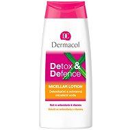 DERMACOL Detox & Defence Micellás Víz 200 ml