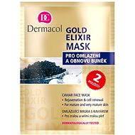 DERMACOL Arany Elixir Mask arcápoló maszk 2x8 g - Arcpakolás