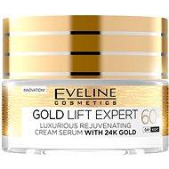 Arckrém EVELINE COSMETICS Gold Lift Expert Day&Night 60+ 50 ml - Pleťový krém