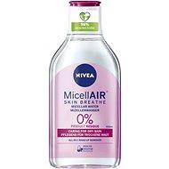 NIVEA MicellAIR Smooth Caring Micellar Water 400 ml - Micellás víz