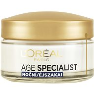 ĽORÉAL PARIS Age Specialist 65+ Night Cream 50 ml - Arckrém