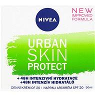 NIVEA Urban Skin Detox Defence Day Cream 50 ml - Arckrém