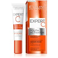 EVELINE COSMETICS Expert C Youth Activator Serum- Mask Eye And Eyelid 15 ml - Szemkörnyékápoló szérum