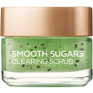 Hámlasztó ĽORÉAL PARIS Smooth Sugars Clearing Scrub 48 g - Peeling