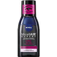 Sminklemosó NIVEA MicellAIR Expert Eye Make-up Remover 125 ml - Odličovač