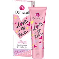DERMACOL Love My Face Soothing Care Pear & Watermelon Scent 50 ml - Arckrém