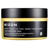 MIZON Enjoy Fresh-On Time Sweet Honey Mask 100 ml - Arcpakolás