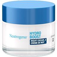 Arcpakolás NEUTROGENA Hydro Boost Sleeping Cream 50 ml - Pleťová maska