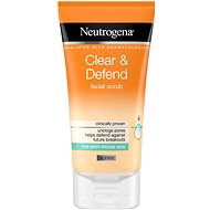 Hámlasztó NEUTROGENA Visibly Clear Spot Proofing Smoothing Scrub 150 ml - Peeling