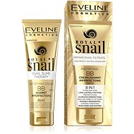 EVELINE COSMETICS Royal Snail Mattifying BB Cream Against Imperfections 8in1 50 ml - BB krém