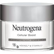 NEUTROGENA Cellular Boost Fiatalító éjszakai krém 50 ml - Arckrém