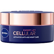 NIVEA Hyaluron Cellular Filler Elasticity-Reshape Night Cream 50 ml - Arckrém